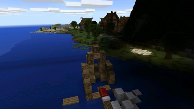 Bellum survival MCPE map apk screenshot