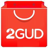 2GUD - Online Shopping App icon