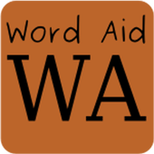 Word Aid icon