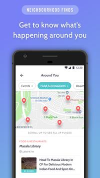 LBB - Find New & Unique Things To Do Around You apk screenshot