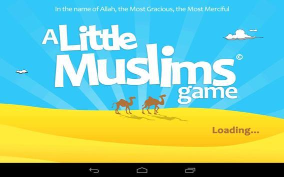 Little Muslims poster