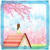 Sakura fairy world lwp 2016 icon