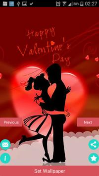 Valentines Day Live Wallpapers apk screenshot