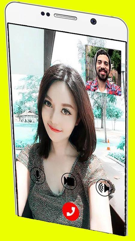 guide for Live Call Video Random Chat girl strange poster