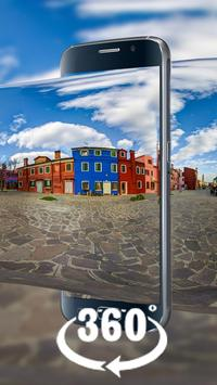 Venice Town 3D Theme&live wallpaper (VR Panoramic) poster
