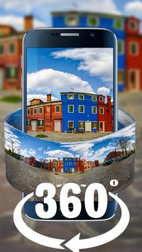 Venice Town 3D Theme&live wallpaper (VR Panoramic) screenshot 2