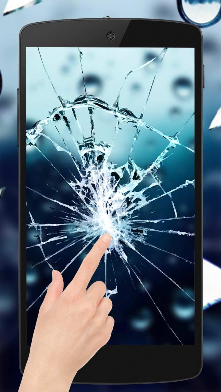 Crack Screen Live Wallpaper for Android - APK Download