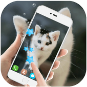 Install free App android Cute cat Live wallpaper APK for free