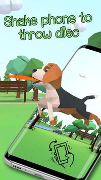 3D Cute puppy theme&Lovely dog wallpaper poster ...