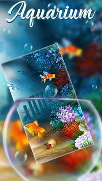 觀賞魚動態壁紙 海報