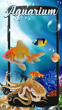 觀賞魚動態壁紙 截圖 1