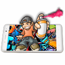 Graffiti Street Live wallpaper APK