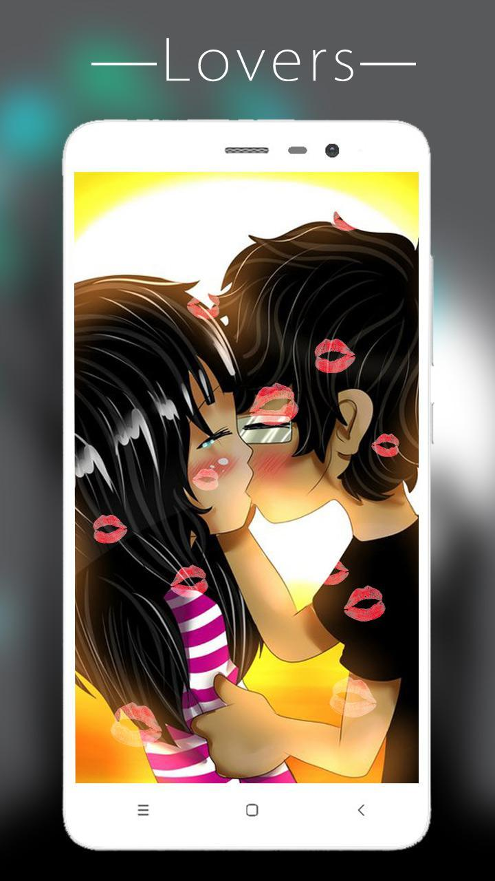 Android 用の キス恋人の壁紙 Apk をダウンロード