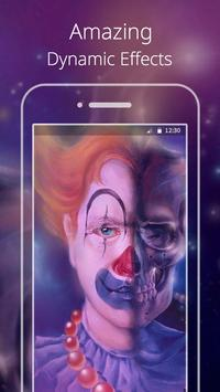 Comics Joker Live wallpaper screenshot 1
