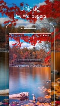 Nature HD Live wallpaper apk screenshot