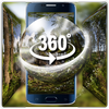 (3D VR Panoramic) Forest oxygen bar live wallpaper أيقونة