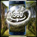 (3D VR панорамный) Лесной кислородный бар Тема APK