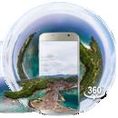 3D Phuket Tropical Island  3D Theme (VR Panoramic) APK