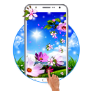 Spring Flower Live Wallpaper APK