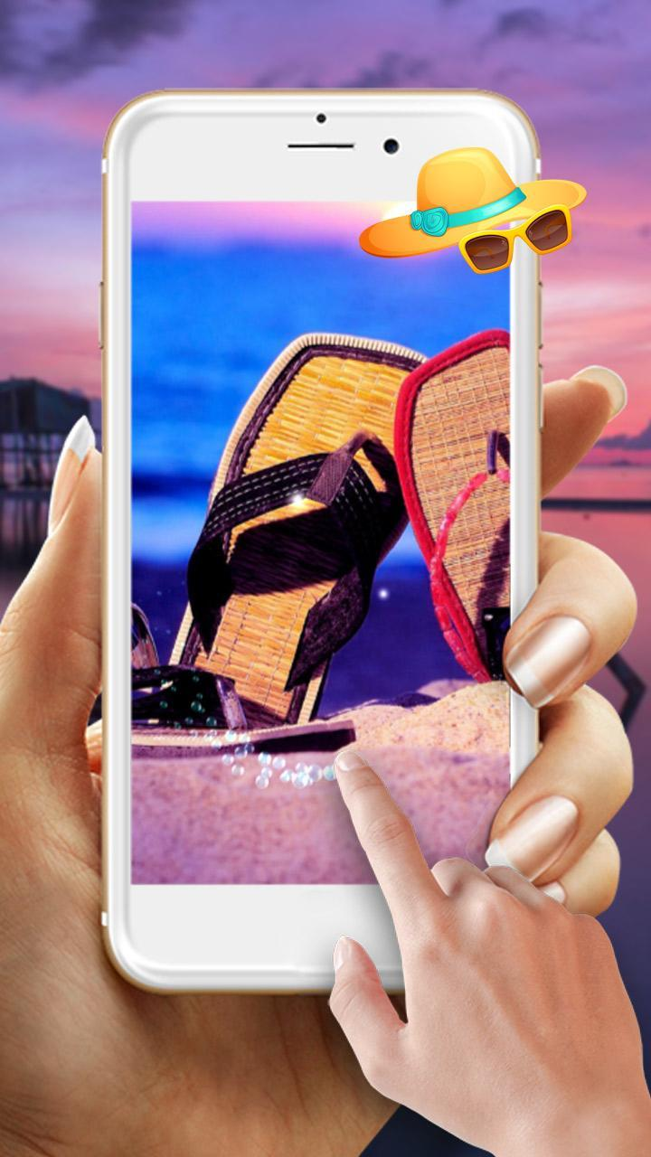Summer Seaside Hd Wallpaper For Android Apk Download