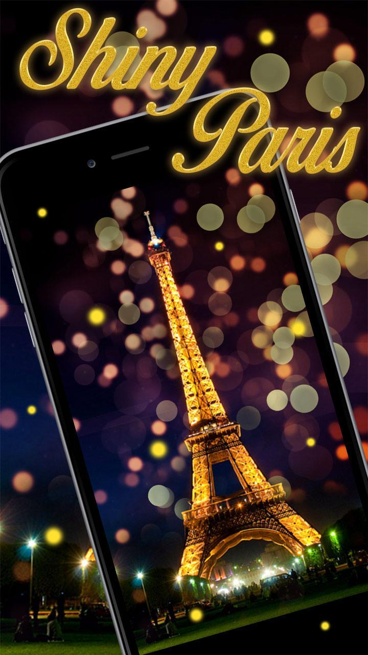 Shiny Paris Live Wallpaper For Android APK Download