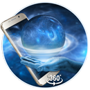 Space Galaxy 3D live wallpaper (VR Panoramic) APK