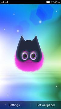 Fluffy Live WallPaper screenshot 2