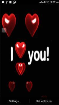 Heart 3D Live WallPaper apk screenshot