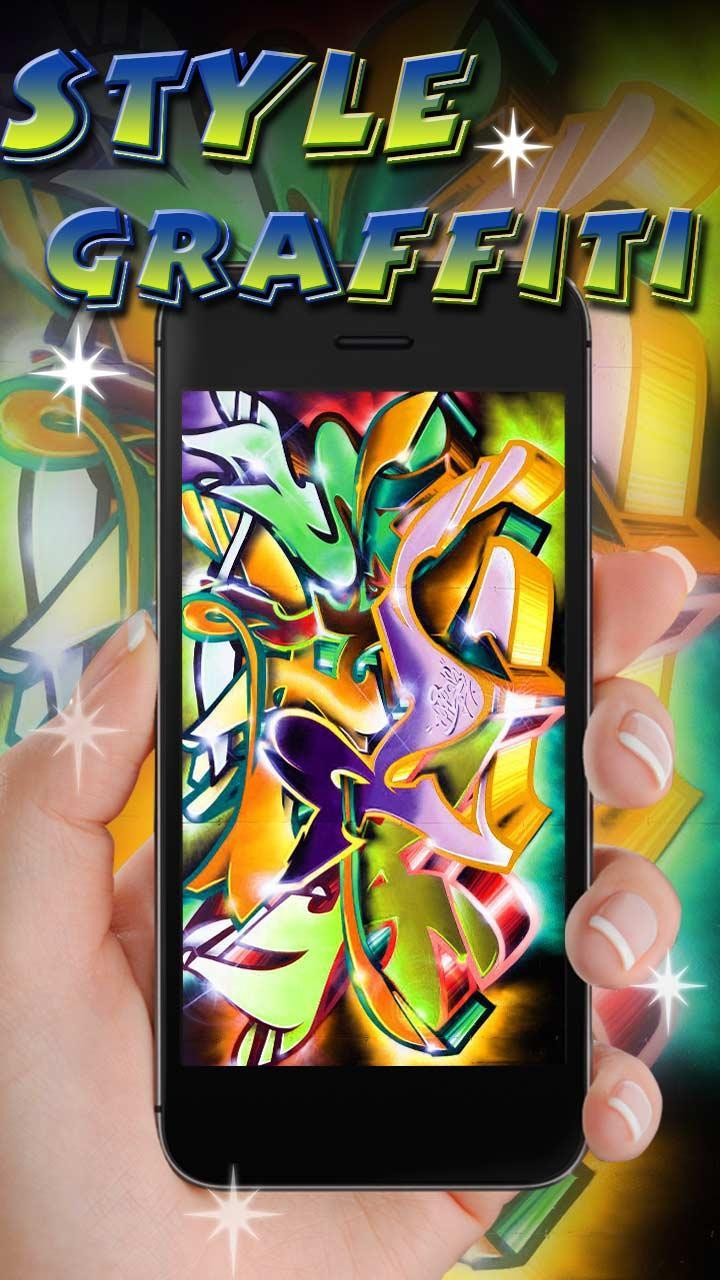 Graffiti Youth Style Wallpaper For Android Apk Download