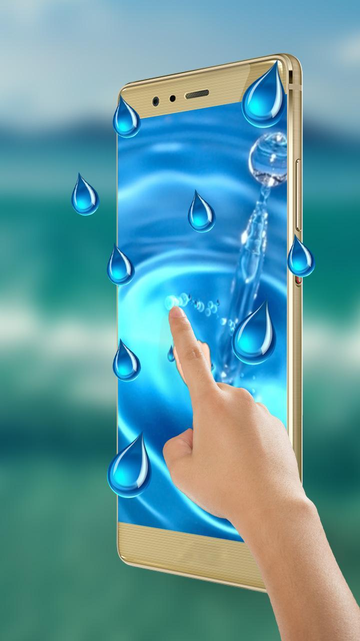 Water Drop Droplet Wallpaper For Android APK Download