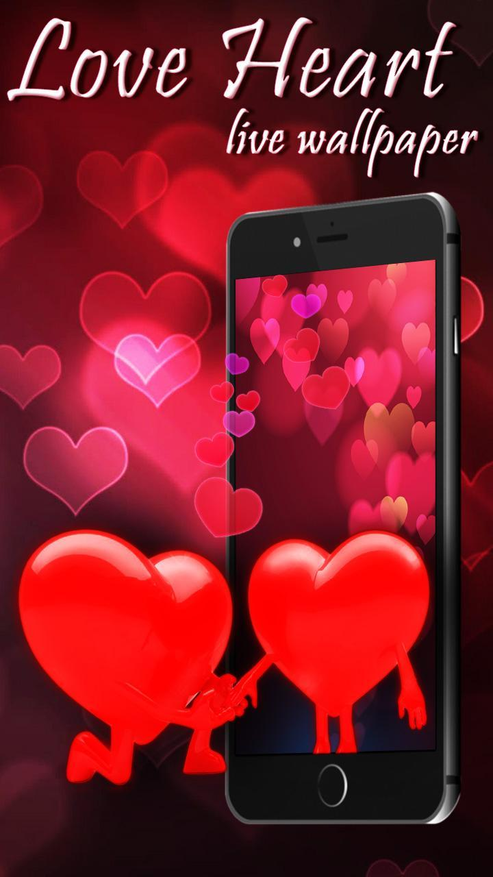 Sweet Love Heart Hd Wallpaper For Android Apk Download