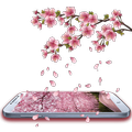 Romantic Sakura Live Wallpaper
