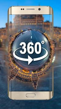 MOSCOW Red Square 3D Theme(3D VR Panoramic) screenshot 1