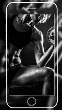 Sexy Beauty Fitness wallpaper apk screenshot