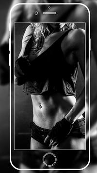 Sexy Beauty Fitness wallpaper screenshot 5