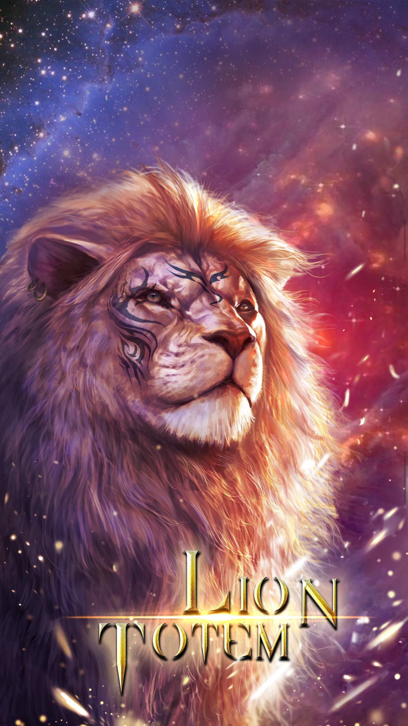 Lion Totem Live Wallpaper For Android APK Download