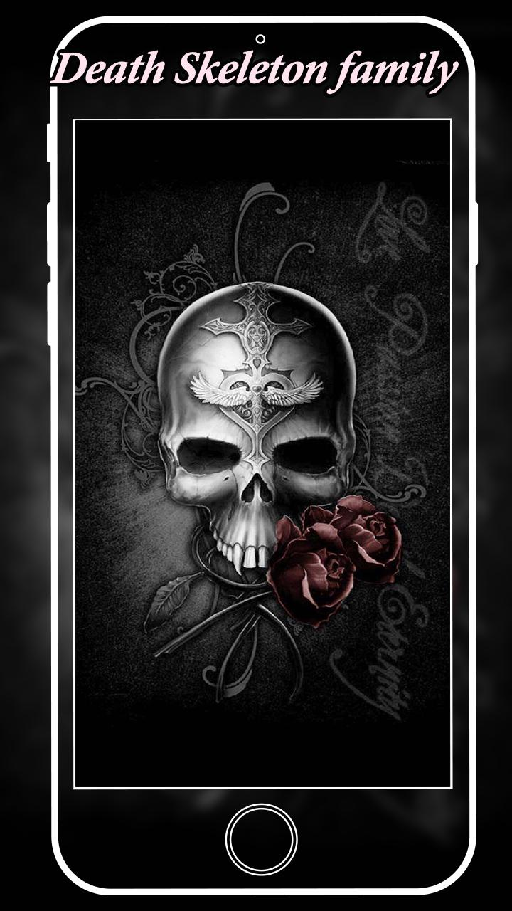 Death Skeleton Wallpaper HD for Android - APK Download