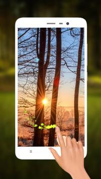 HD Forest Live Wallpaper screenshot 1