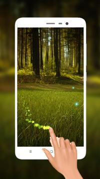 HD Forest Live Wallpaper screenshot 2