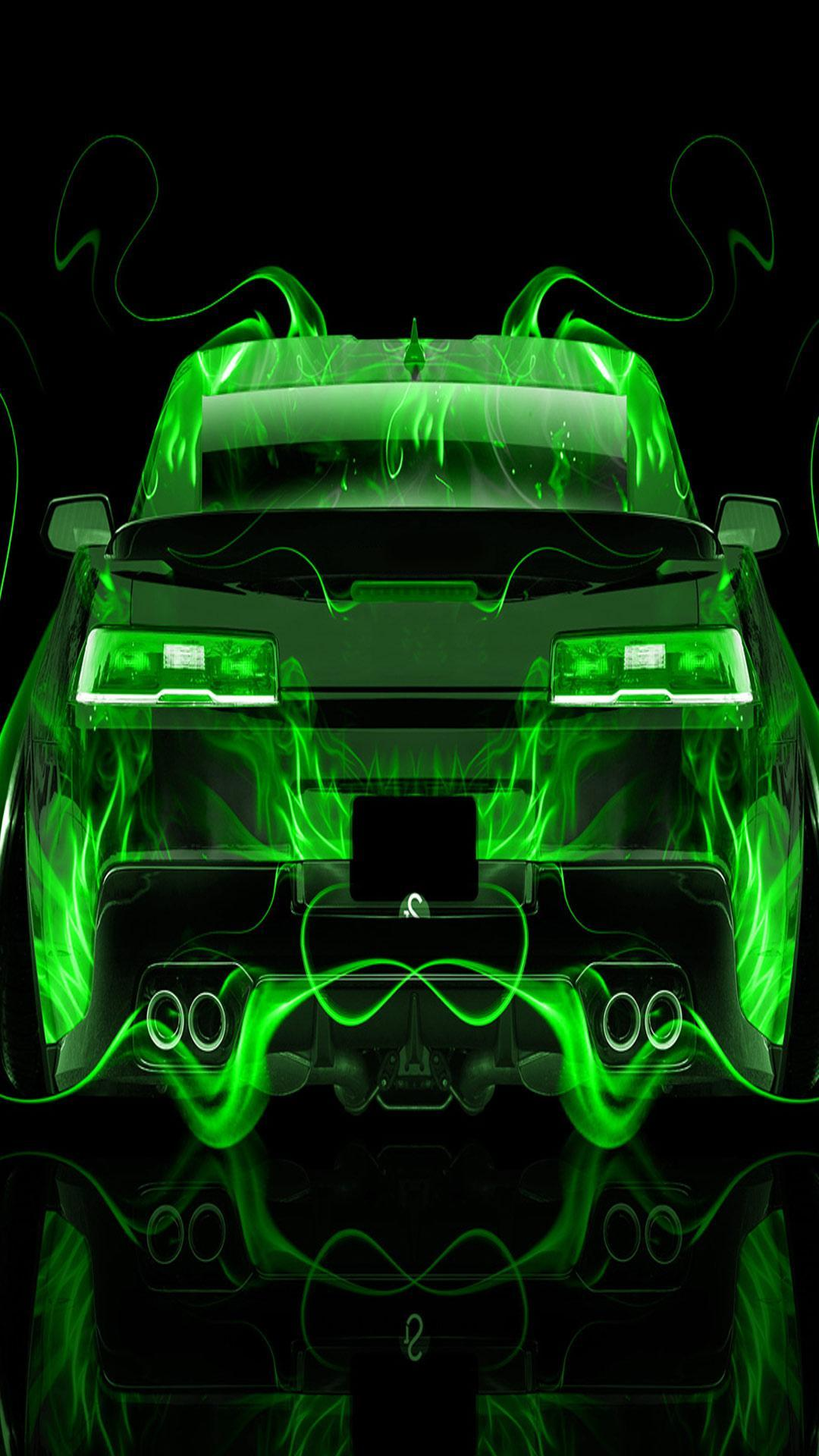 Hd Neon Car Live Wallpaper For Android Apk Download
