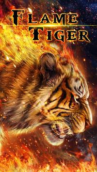 Bengal Tiger Live Wallpaper poster