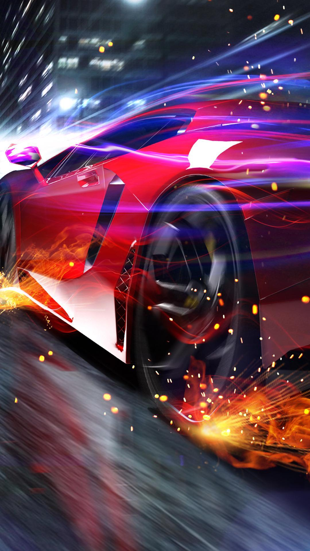 Racing Car Live Wallpaper For Android Apk Download