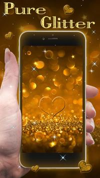 colorful Glitter Live Wallpaper (FREE) apk screenshot
