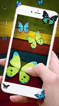 Butterfly Colorful Live wallpaper (free) screenshot 1