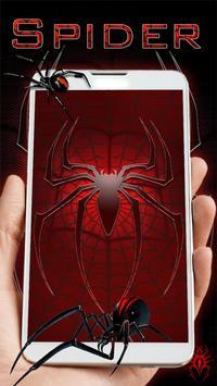 Animated Wild Spider Live Wallpaper apk screenshot