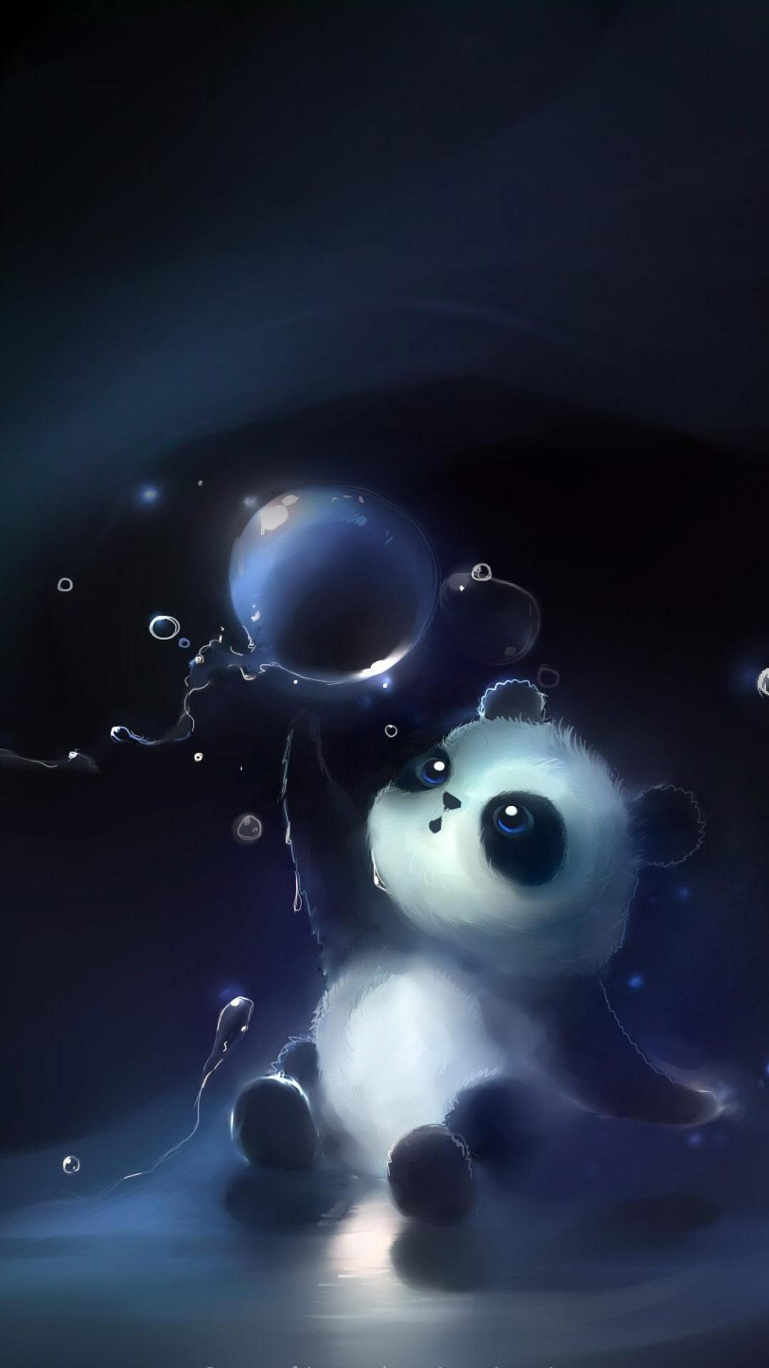 Cute Baby Panda Live Wallpaper For Android Apk Download