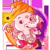 Shree Ganesh Live Wallpaper icon