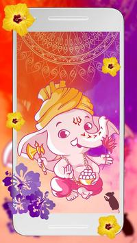 Shree Ganesh Live Wallpaper poster