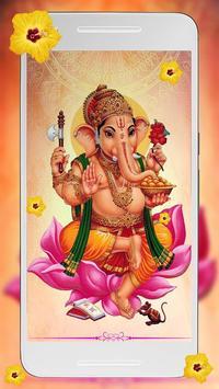 Shree Ganesh Live Wallpaper apk screenshot