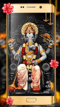 Jai Ganesh Live Wallpaper poster